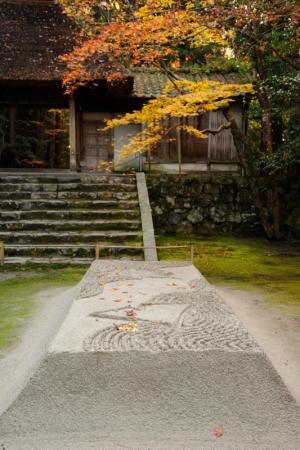 京都 紅葉 法然院 2014秋